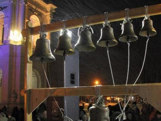 В Каргополе ожидают нашествие звонарей
