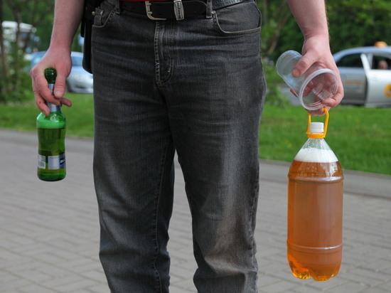В Кемерове шестиклассникам продавали пиво и водку