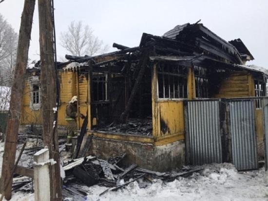 СК начал проверку по факту гибели на пожаре 82-летней калужанки
