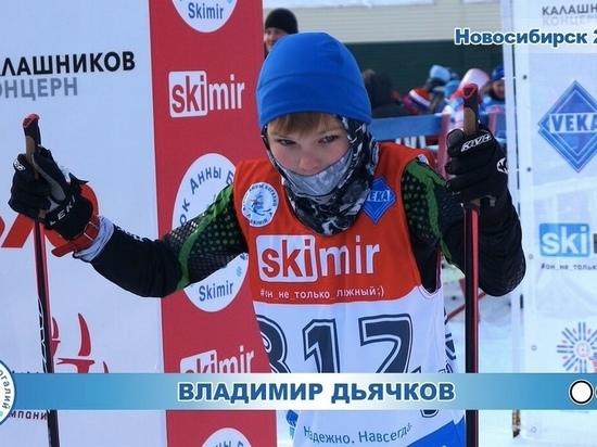 Тамбовчане приняли участие во Всероссийских соревнованиях по биатлону