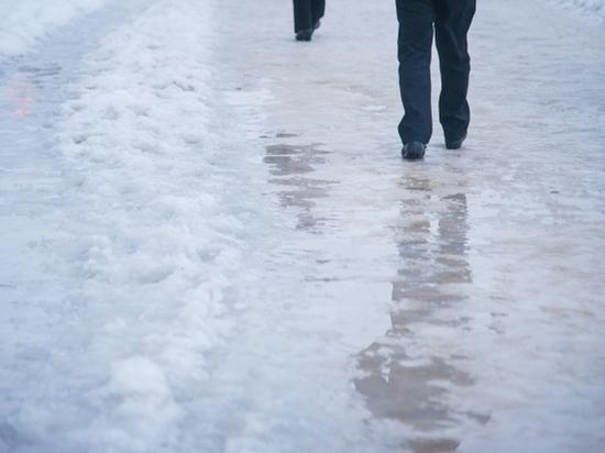 МЧС предупреждает волгоградцев о снегопаде и сильном ветре