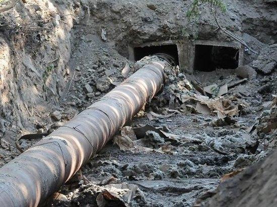 В Кургане ограничат водоснабжения десятков домов и нескольких заводов