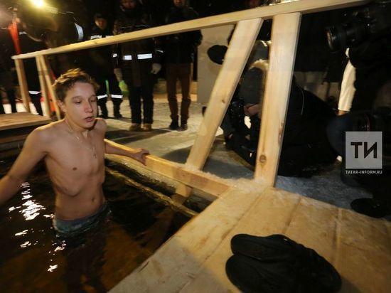 К празднику Крещения в Татарстане оборудуют 112 купелей