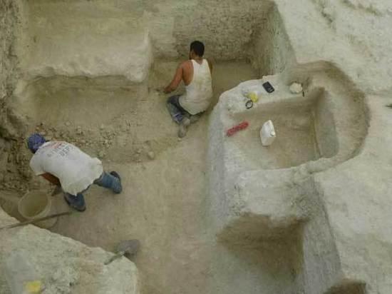 Польские археологи нашли в Гватемале баню индейцев майя