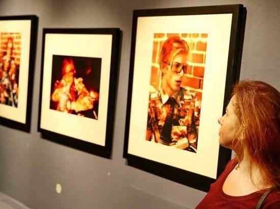 Открылась выставка, посвященная съемкам фильма о Дэвиде Боуи