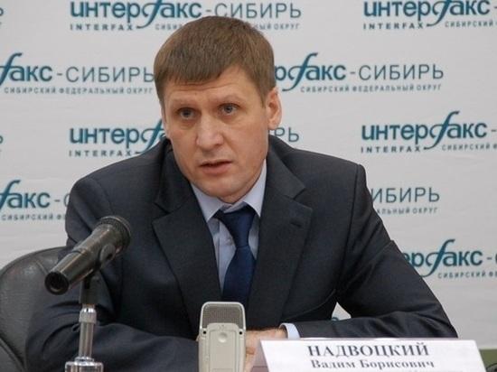 Алтайский борец с коррупцией Вадим Надвоцкий проведет в СИЗО еще три месяца