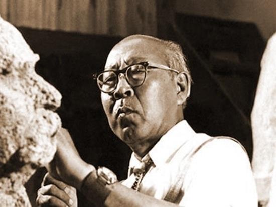 Первому скульптору Калмыкии исполнилось бы 95