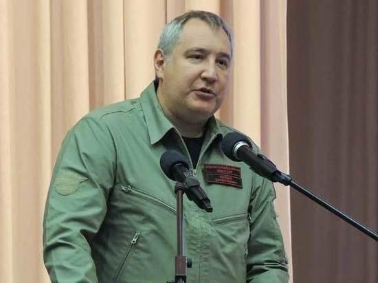 """NASA уведомило """"Роскосмос"""" об отмене приглашения Рогозина в США"""