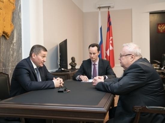 Владимир Петров рассказал об итогах встречи с Андреем Бочаровым