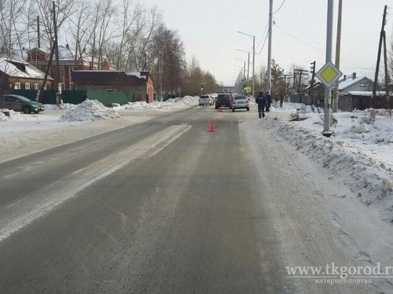 10-летний мальчик угодил под машину в Вихоревке