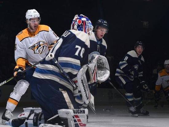 Выступающий в НХЛ новокузнечанин отстранен от игры