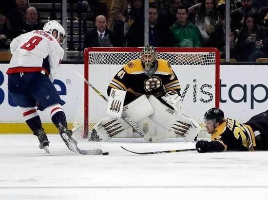 Овечкин вышел на 50-е место в истории НХЛ по очкам