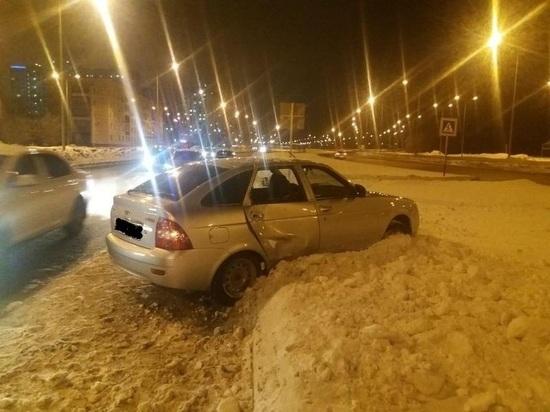 Сбитая в Оренбурге на Монтажников девушка впала в кому
