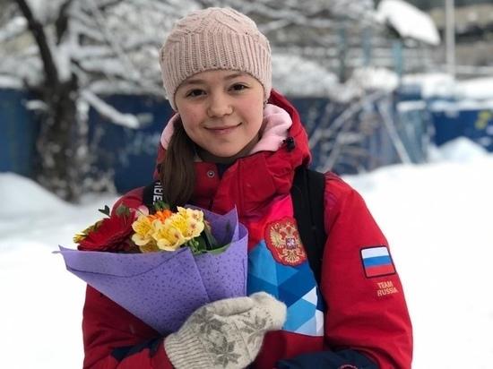 Юная спортсменка из Мордовии выступит на первенстве мира по биатлону