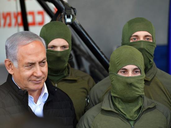 Биньямин Нетаниягу и Гилад Эрдан поздравили бойцов ЯМАМ