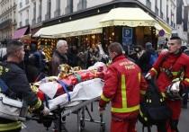 Владелец взорвавшейся в Париже булочной опроверг использование газа