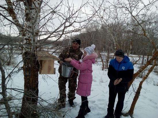 Юные жители Волгоградской области расскажут о своей заботе о птицах