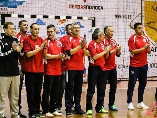 Калмыцкие врачи стали чемпионами России по мини-футболу