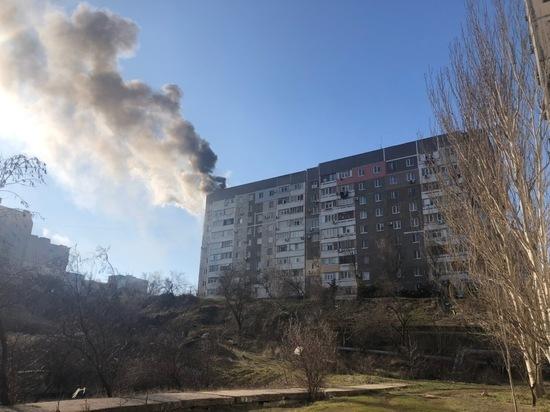 В Щелкино в девятиэтажке взорвался газ