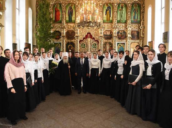 Президент РТ встретился с представителями Татарстанской митрополии