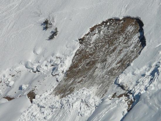 Об опасности схода новых лавин объявили в горах Северного Кавказа