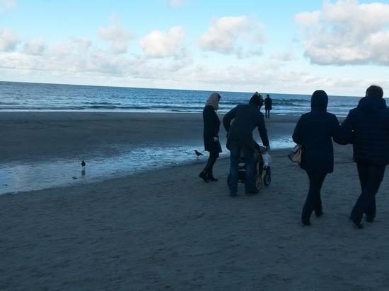 На проект укрепления пляжа в Светлогорске региональные власти потратят 25,7 млн рублей