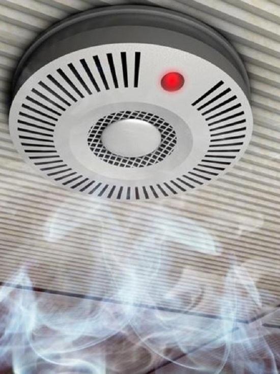В домах Калмыкии появятся автономные пожарные извещатели