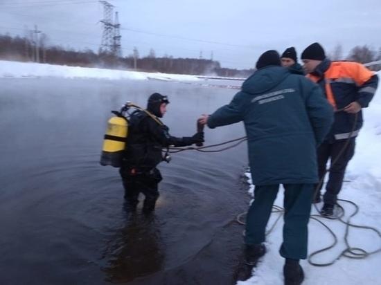 Из канала Конаковской ГРЭС в Тверской области вытащили немецкую мину