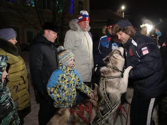 Вологодская область готова ежегодно принимать этап Кубка мира по ездовым видам спорта