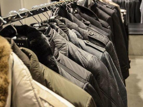 Житель калмыцкой столицы украл в магазине куртку