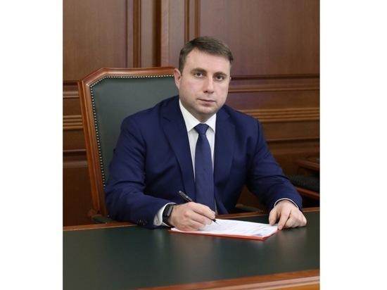 Сотрудников прокуратуры поздравляет Глава Серпухова Дмитрий Жариков