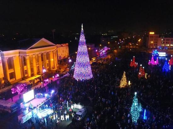 Сотни тысяч ставропольцев разделили новогодние праздники