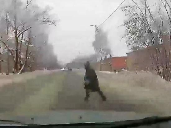 Резвость уже не та: в Иванове автомобиль сбил 91-летнюю пенсионерку
