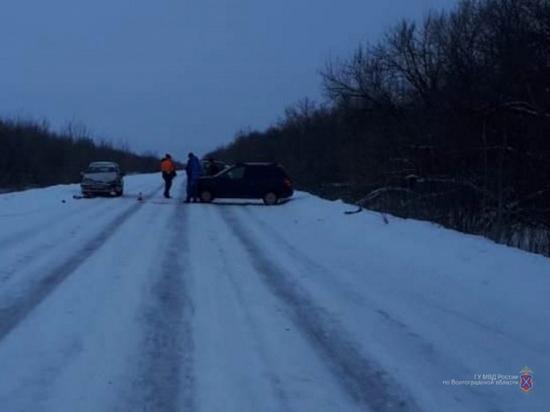 В аварии в Волгоградской области пострадал 11-месячный малыш