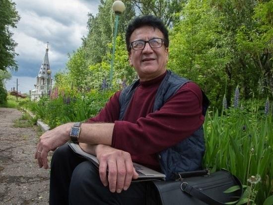 В Тверской области ушёл из жизни краевед Амон Сулейманов