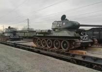 Почем нынче танки Т-34: оценили