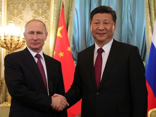 Союз России и Китая признали