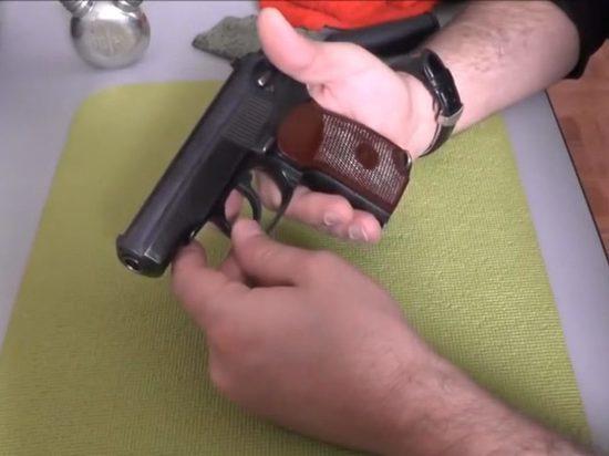 В России начнут производство замены пистолету Макарова