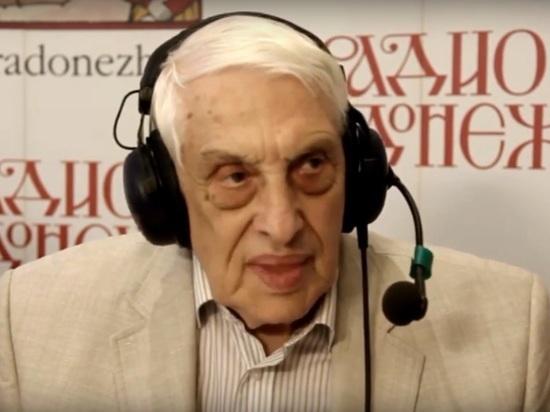 Скончался артист  и преподаватель  Евгений Радомысленский