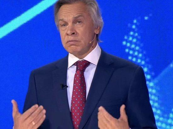 Пушков заявил о подталкивании Белоруссии на путь Украины
