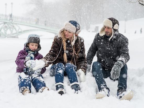 «Зимние забавы» прошли в Вязниках