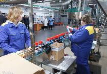 Новосибирский завод открыл новую производственную линию аэрозолей