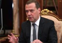 Медведев ответил на угрозы Лукашенко