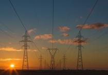 Житель Бурятии отобрал у электриков прожектор