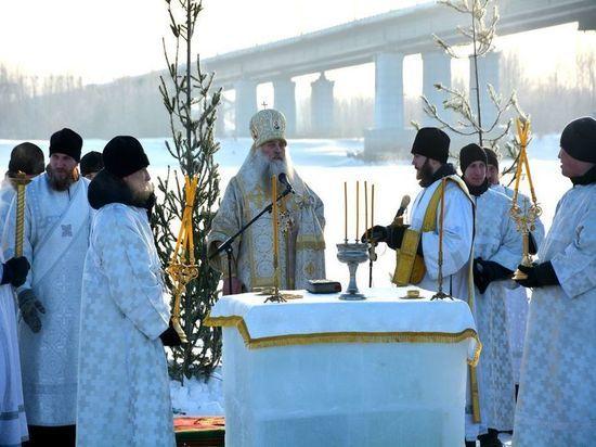 Как в Барнауле пройдет праздник Крещения