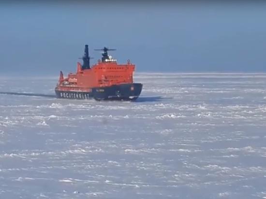 Wall Street Journal: ВМС США попробуют укрепить позиции в Арктике