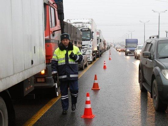 В Москве изменились правила движения грузовиков