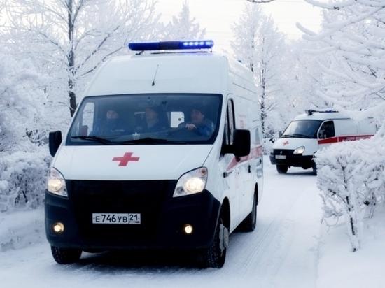 В новогодние праздники к медикам обратились более 11 тысяч жителей Чувашии