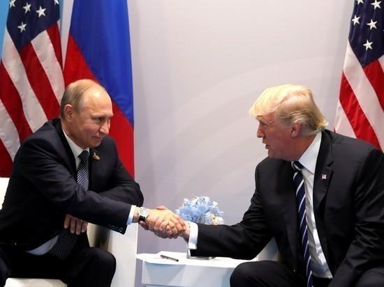 Трамп пошутил о работе на Кремль, сообщив России плохие новости