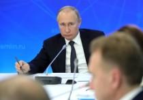 Путину презентовали искусственного Игоря Иваныча